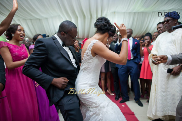 Adunola & Bode's White Wedding in Lagos, Nigeria | DuduGuy Photography | BellaNaija 0115
