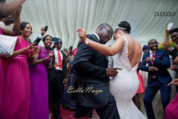 Adunola & Bode's White Wedding in Lagos, Nigeria | DuduGuy Photography | BellaNaija 0117
