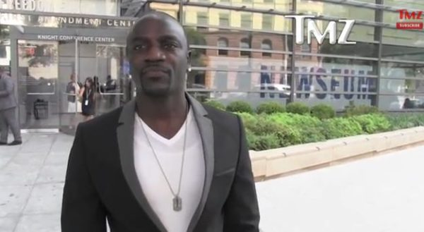 Akon - TMZ - August 2014 - BellaNaija.com o1