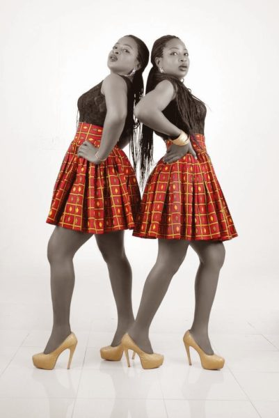 Aneke Twins' Glam Shoot - August 2014 - BellaNaija.com 01 (2)