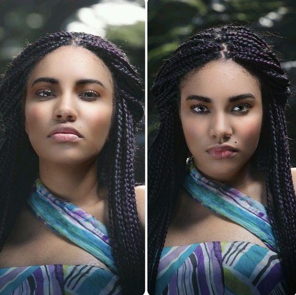 Anna Ebiere Banner - August 2014 - BN Beauty - BellaNaija.com 01