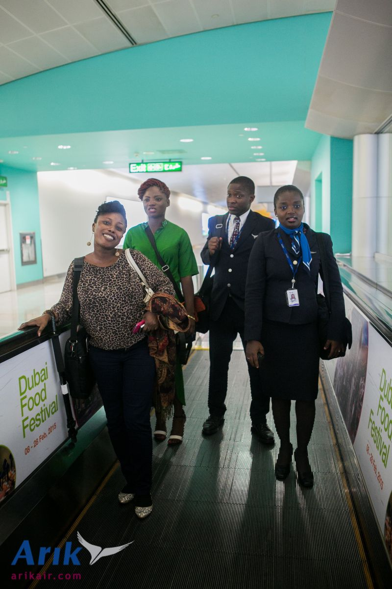 Arik Air launches Flight Services to UAE - BellaNaija - August2014034