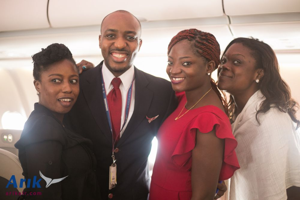 Arik Air launches Flight Services to UAE - BellaNaija - August2014047