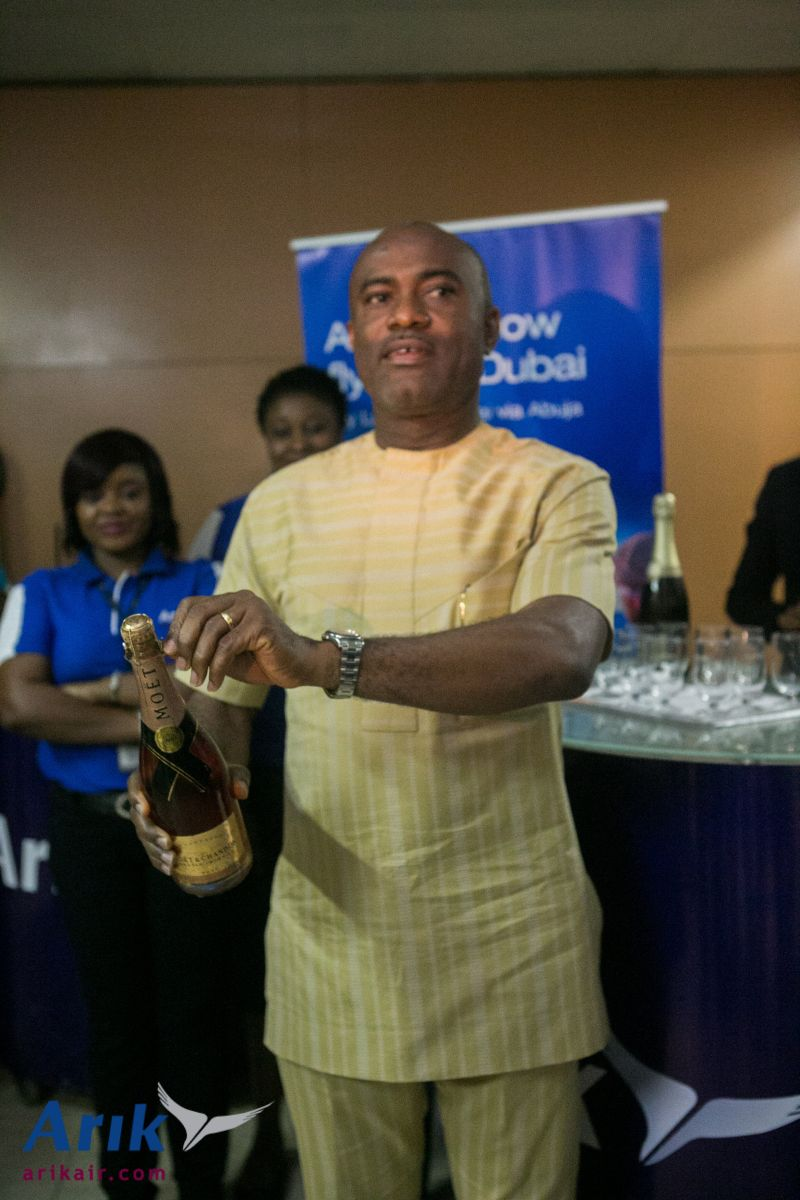 Arik Air launches Flight Services to UAE - BellaNaija - August2014096
