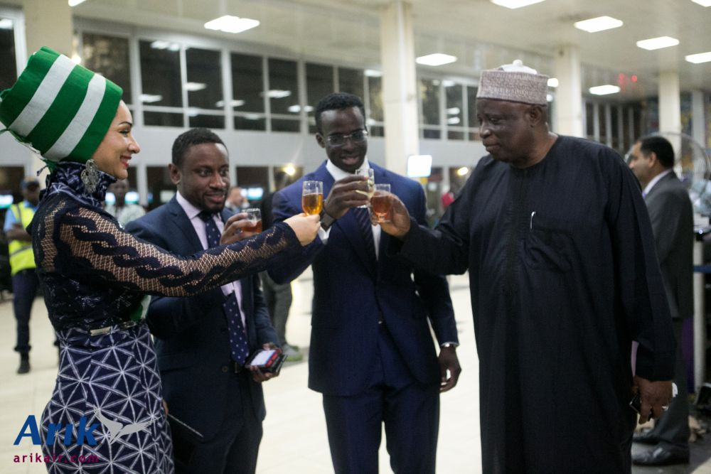 Arik Air launches Flight Services to UAE - BellaNaija - August2014105