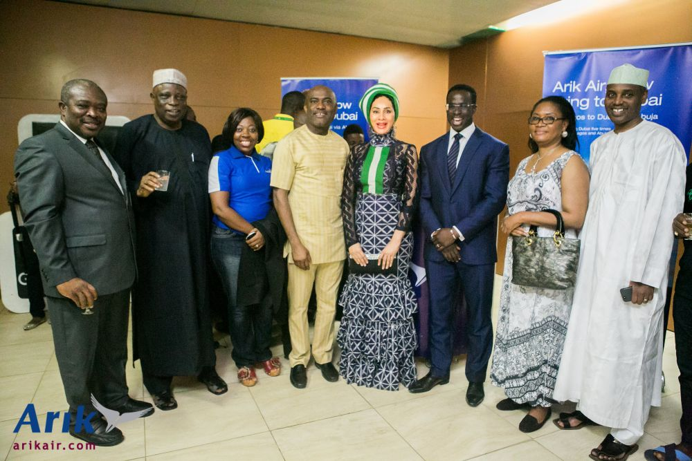Arik Air launches Flight Services to UAE - BellaNaija - August2014107