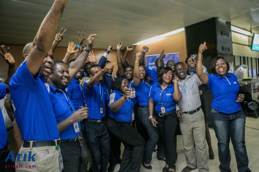 Arik Air launches Flight Services to UAE - BellaNaija - August2014111