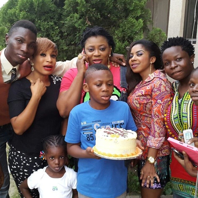 Ayo Adesanya  - August 2014 - BN Movies & TV - BellaNaija.com 01