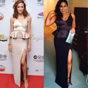 BN Pick Your Fave - Eku Edewor & Rita Dominic - August 2014 - BellaNaija.co 02