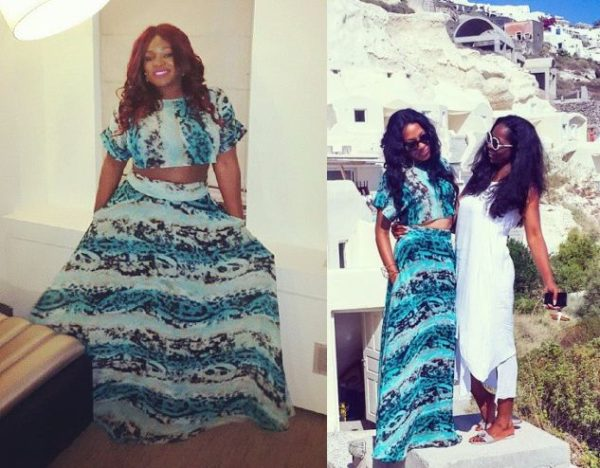 BN Pick Your Fave - Toolz & Ene Maya-Lawani in Ejiro Amos-Tafiri - August 2014 - BN Style - BellaNaija.com 01