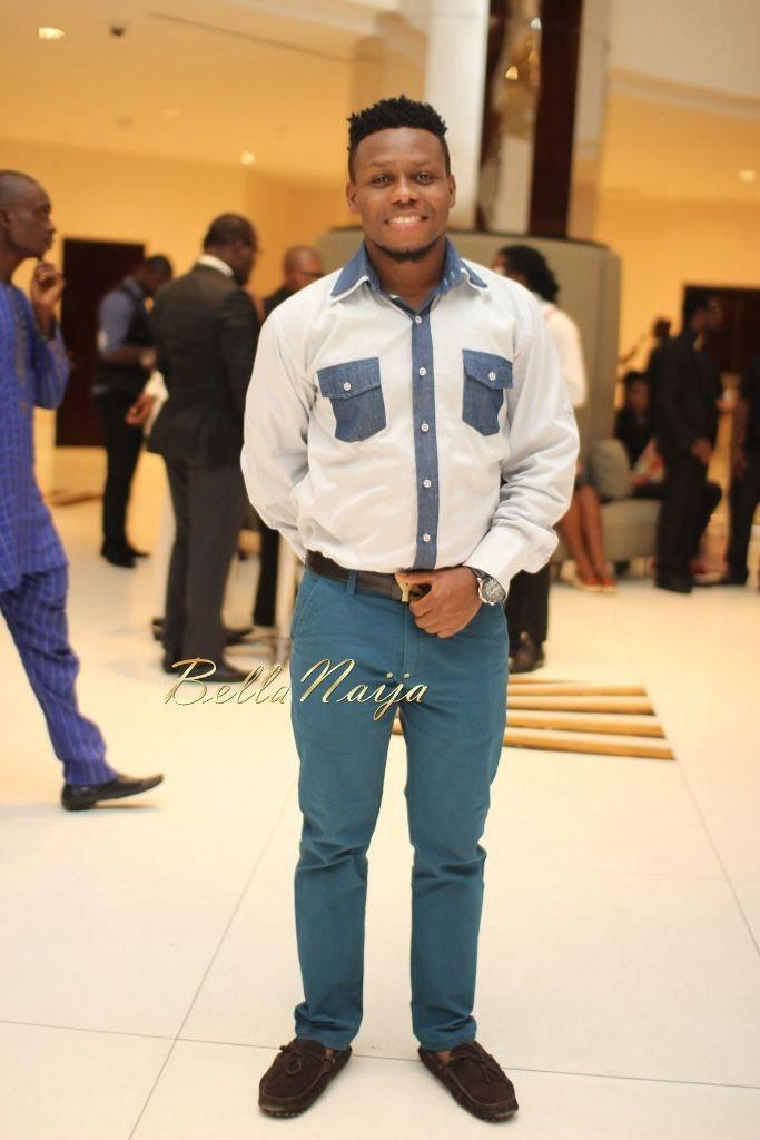 BN Red Carpet Fab - DJ Jimmy Jatt's 25th Celebration at Intercontinental, Lagos - August - 2014 - BellaNaija051
