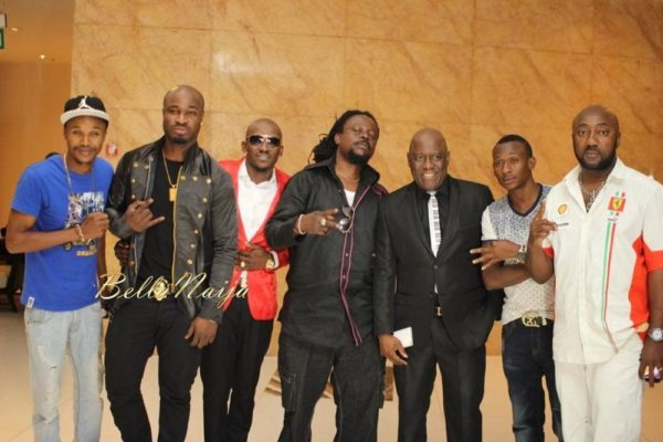 BN Red Carpet Fab - DJ Jimmy Jatt's 25th Celebration at Intercontinental, Lagos - August - 2014 - BellaNaija064