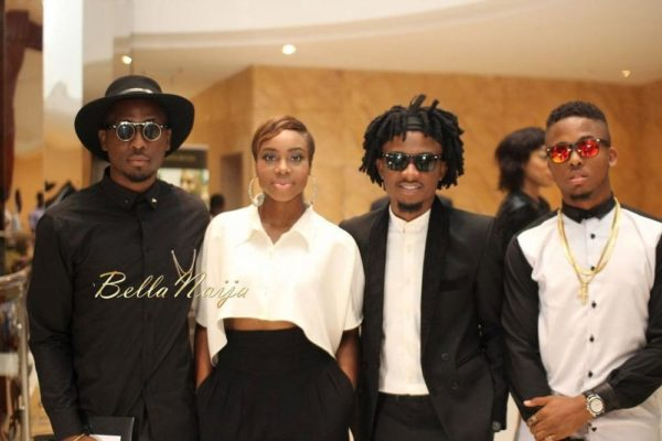 BN Red Carpet Fab - DJ Jimmy Jatt's 25th Celebration at Intercontinental, Lagos - August - 2014 - BellaNaija070