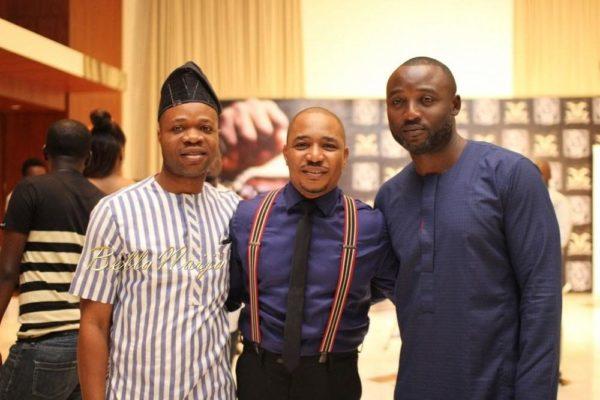 BN Red Carpet Fab - DJ Jimmy Jatt's 25th Celebration at Intercontinental, Lagos - August - 2014 - BellaNaija083