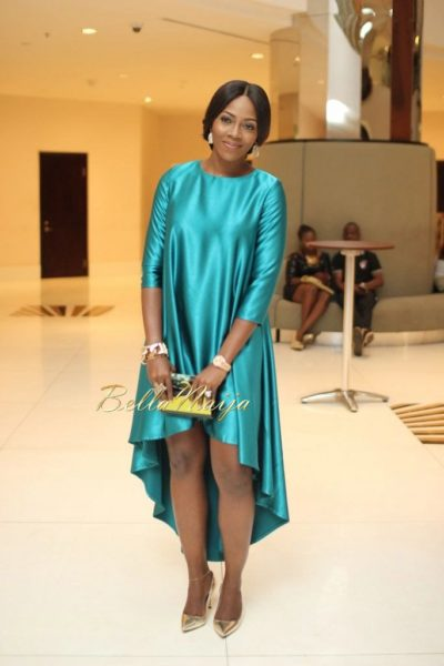 Tiwa Savage at DJ Jimmy Jatt's 25th Anniversary Celebration