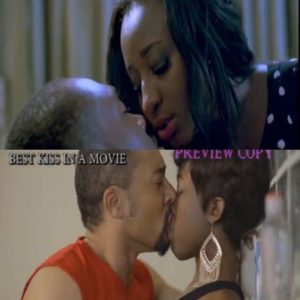 Best Kiss - Best of Nollywood Awards 2014 - August 2014 - BN Movies & TV - BellaNaija.com 01