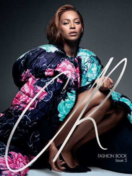 Beyonce for CR Fashion Book - August - 2014 - BellaNaija001