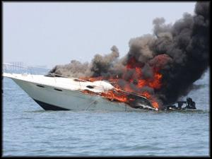 Boat Explosion - August 2014 - BellaNaija.com 01