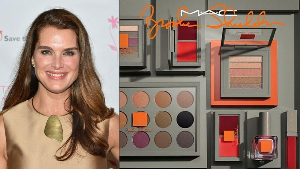 Brooke Shields Collaborates with MAC Cosmetics for its ...