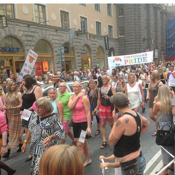 Charly Boy at Stockholm Gay Pride - August 2014 - BellaNaija.com 0 (3)