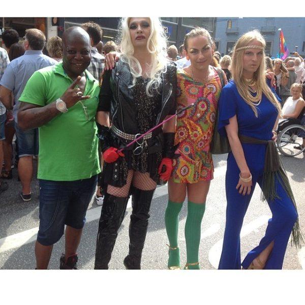 Charly Boy at Stockholm Gay Pride - August 2014 - BellaNaija.com 0 (4)