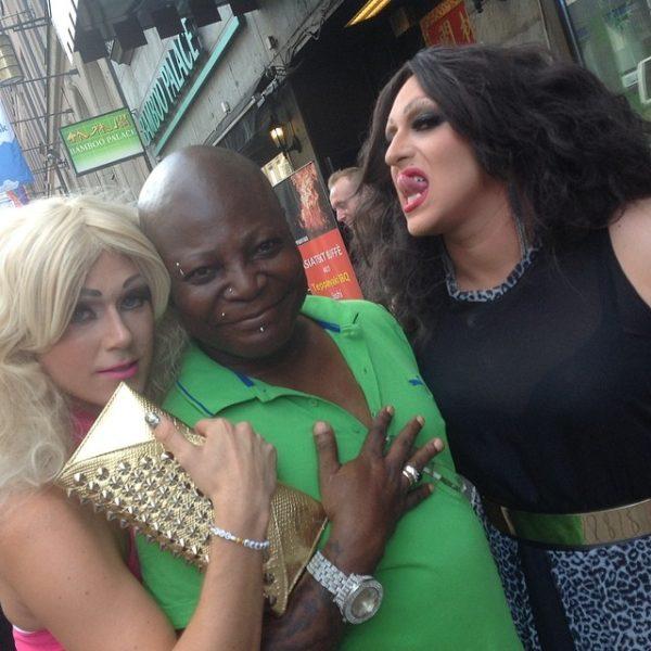 Charly Boy at Stockholm Gay Pride - August 2014 - BellaNaija.com 0 (5)
