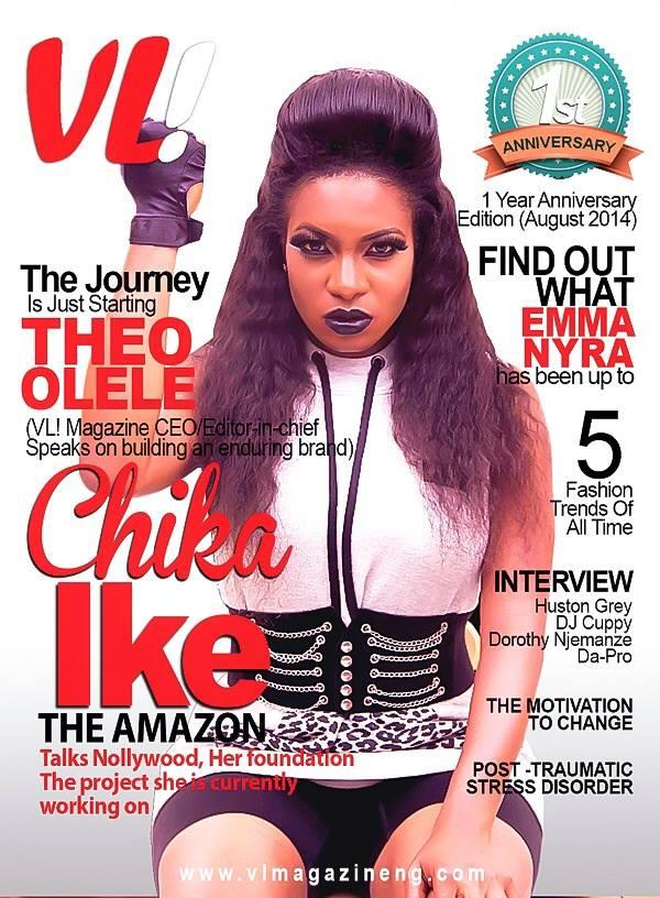 Chika Ike for VL Magazine - August 2014 - BellaNaija.com 01 (3)
