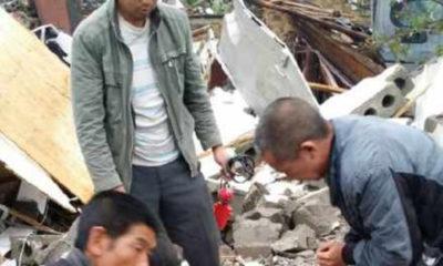 30 killed, 12 missing in China's Landslides