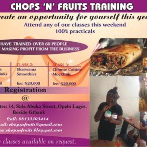 Chops N Fruits - August 2014 - BN Bargains - BellaNaija.com 01