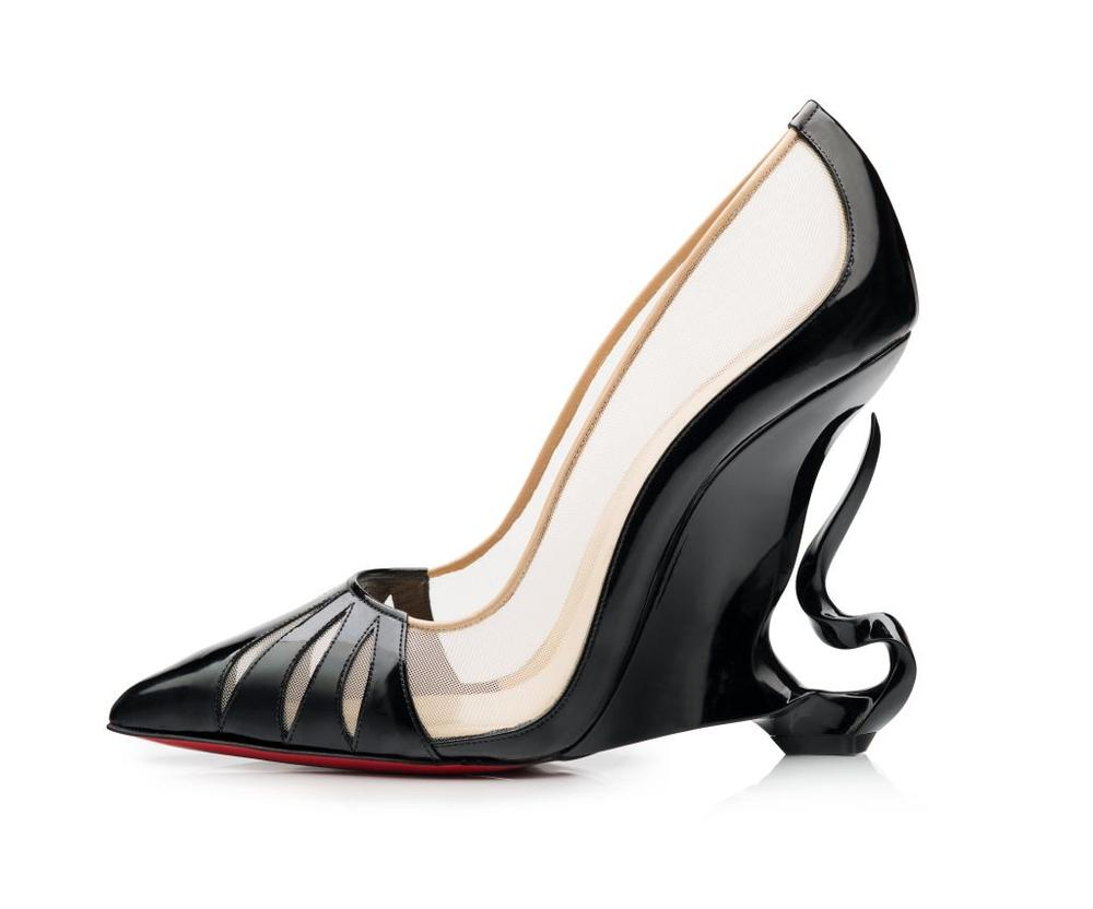Christian Louboutin and Angelina Jolie Malangeli Collaboration - Bellanaija - August2014001