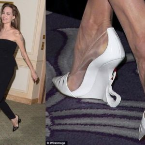 Christian Louboutin and Angelina Jolie Malangeli Collaboration - Bellanaija - August2014005