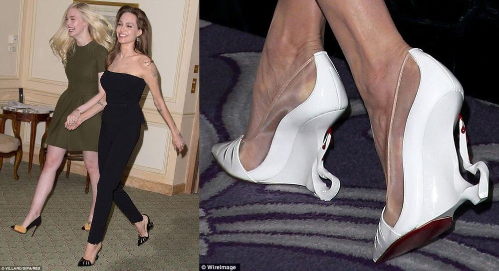 2f1671ba525 Christian Louboutin and Angelina Jolie Malangeli Collaboration - Bellanaija  - August2014005