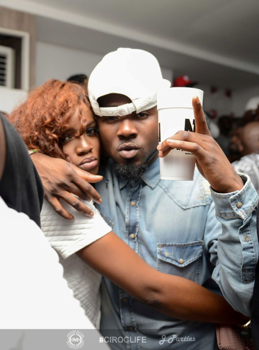 Is Ice Prince Hookup Seyi Shay