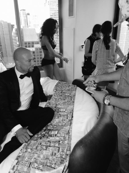 Common and Selita Ebanks for Uptown Magazine - Bellanaija - August2014002