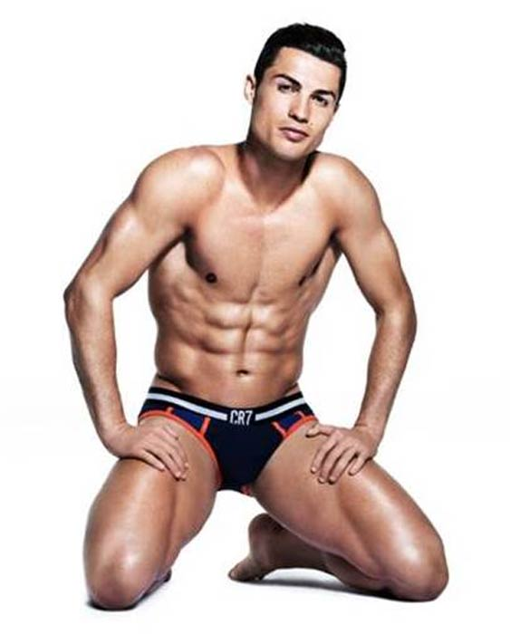 Cristiano Ronaldo - August 2014 - CR7 Underwear - BellaNaija.com 01 (2)
