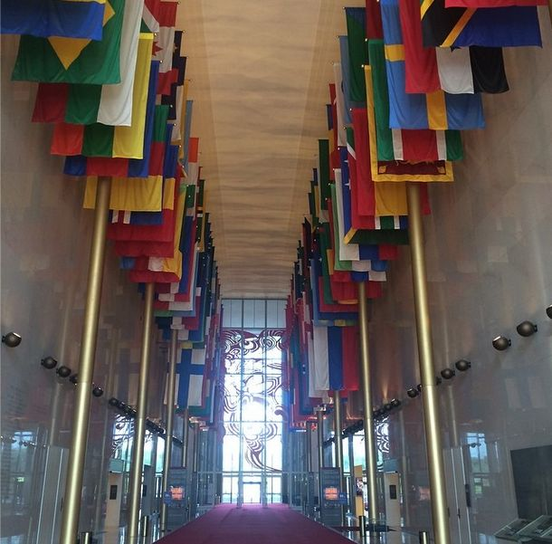 DC Chilling - John F. Kennedy Center for Performing Arts - August 2014 - BellaNaija.com 07