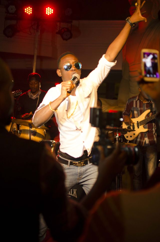 Dammy Krane at Industry Nite in Lagos - August 2014 - BellaNaija.com 01018