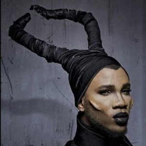 Dave Sucre Maleficent Look - Bellanaija - August2014