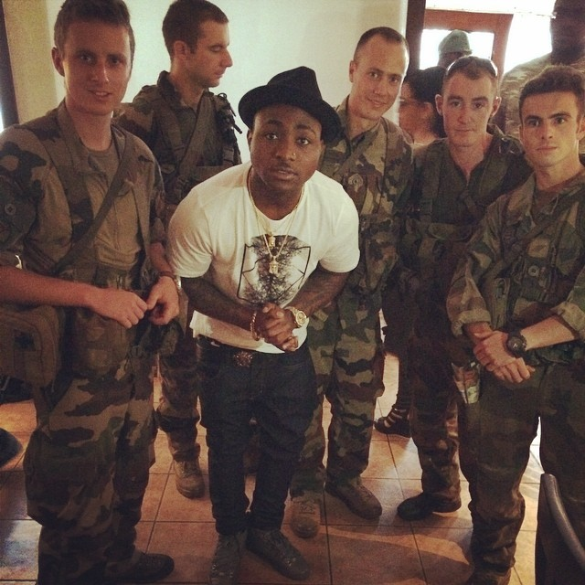 Davido in Abdijian - August - BellaNaija.com 01