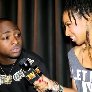 Davido on Sahara TV - August 2014 - BellaNaija.com 01