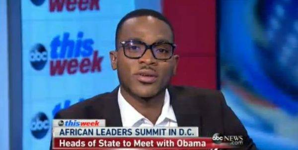 D'banj on ABC News - August 2014 - BellaNaija.com 01