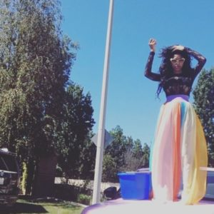 Dencia - Ice Water Challenge - August 2014 - BellaNaija.com 01