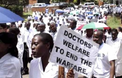 Doctors Strike in 2014