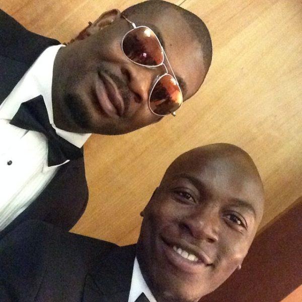 Don Jazzy & Eddie Kadi