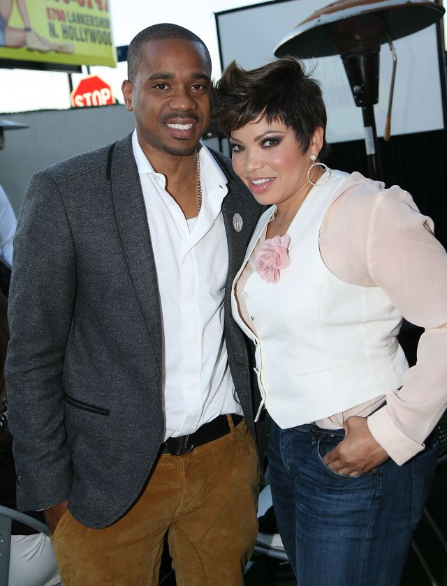 "BET's ""Real Husbands Of Hollywood"" Wrap Dinner - Xen Lounge"