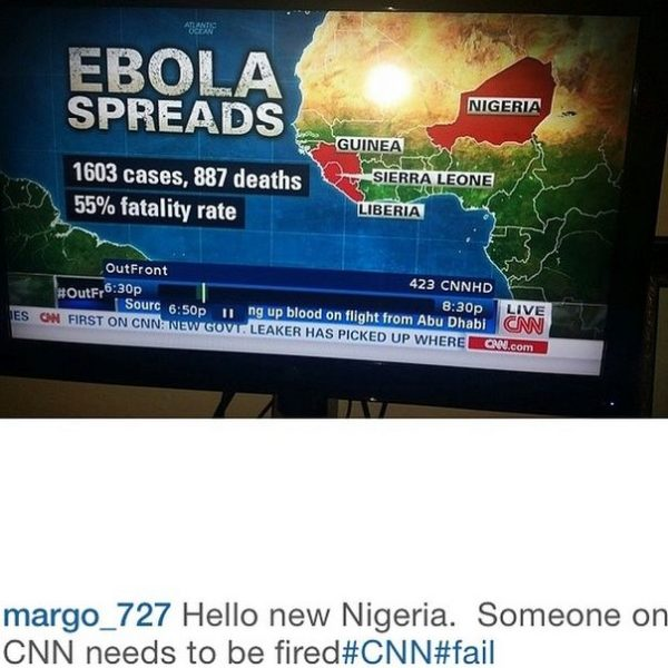 Ebola Spreads - August 2014 - BN News - BellaNaija.com 04
