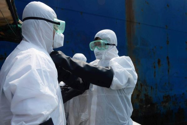 Qingdao Takes Strict Precautions Against Ebola Virus