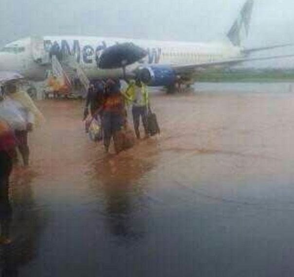 Enugu Airport - August 2014 - BN News - BellaNaija.com 01