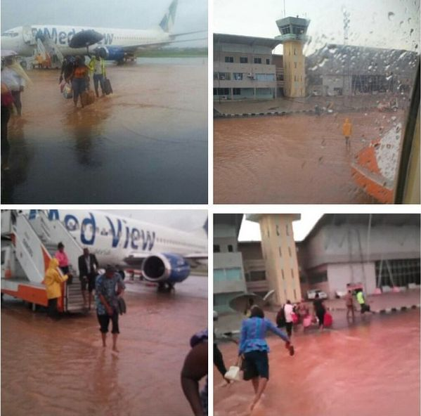 Enugu Airport - August 2014 - BN News - BellaNaija.com 02