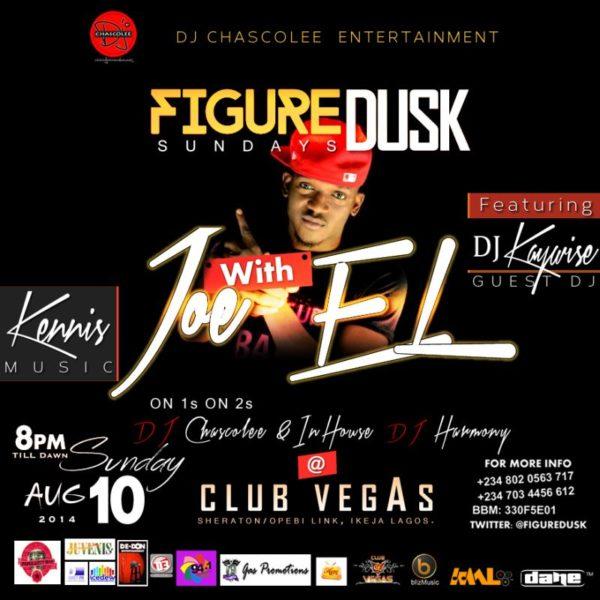Figure Dusk - Events This Weekend - August 2014 - BellaNaija.com 01